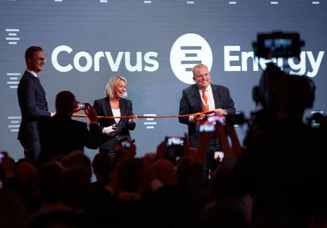 Corvus Energy opens new Norwegian battery factory
