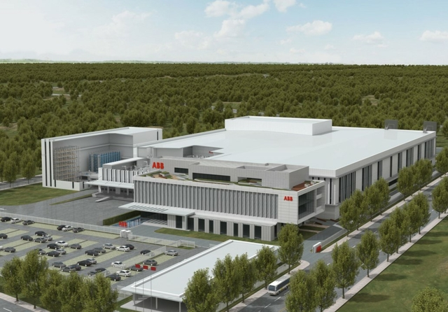 ABB breaks ground on new robotics facility in Shanghai