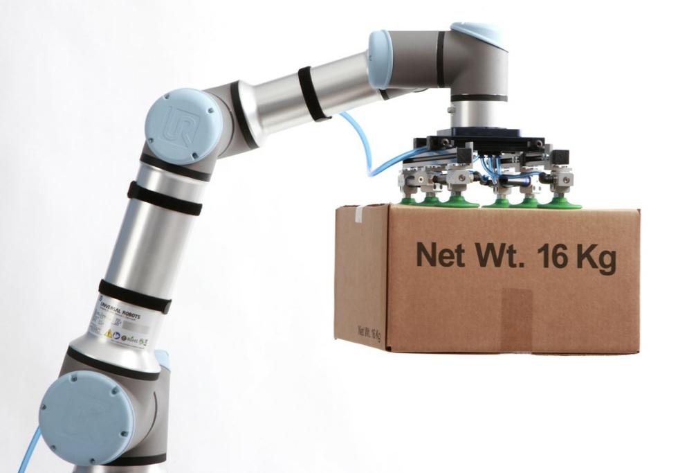 Universal Robots Launches UR16e Cobot