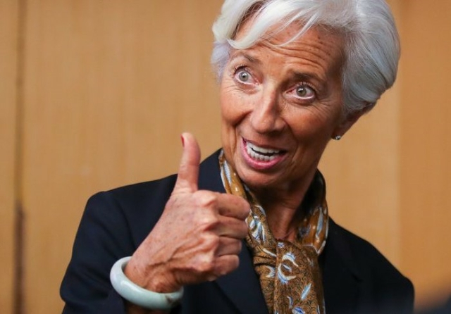 Christine Lagarde receives EU Parliament backing as ECB head