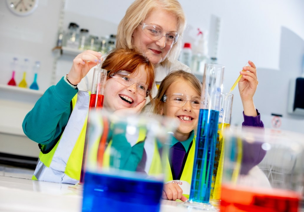 Airedale Chemicals at Craven Primary