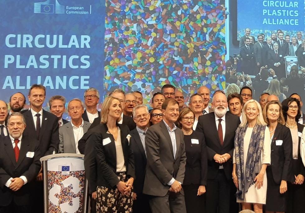 Circular Plastics Alliance