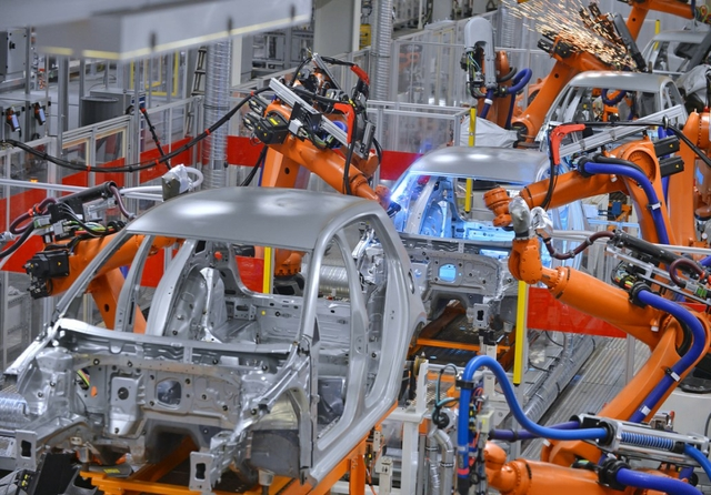 Automation in Automotive industry