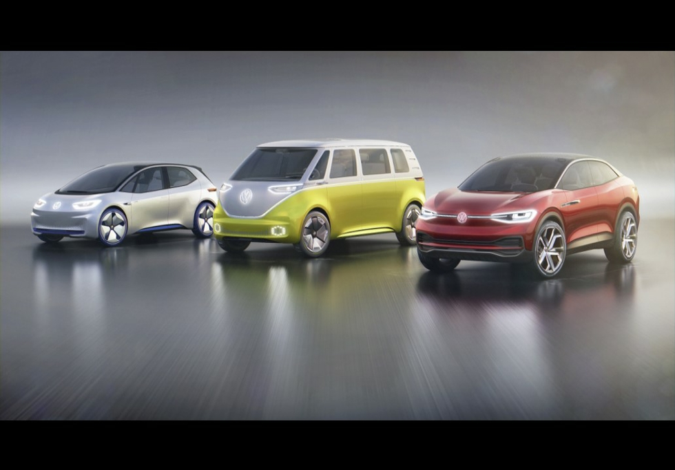 Volkswagen to go all electric by 2026