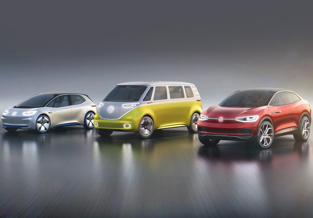 Achtung, fertig, los! Volkswagon Jumps into the EV Battery Wars