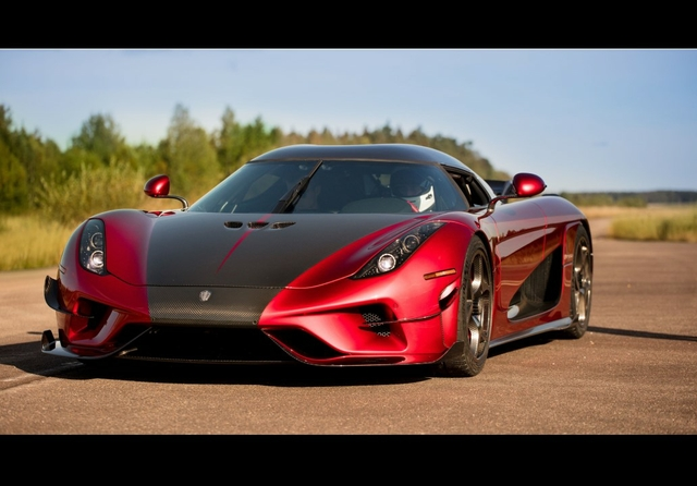 Koenigsegg sets new 0-400-0 km/h world record