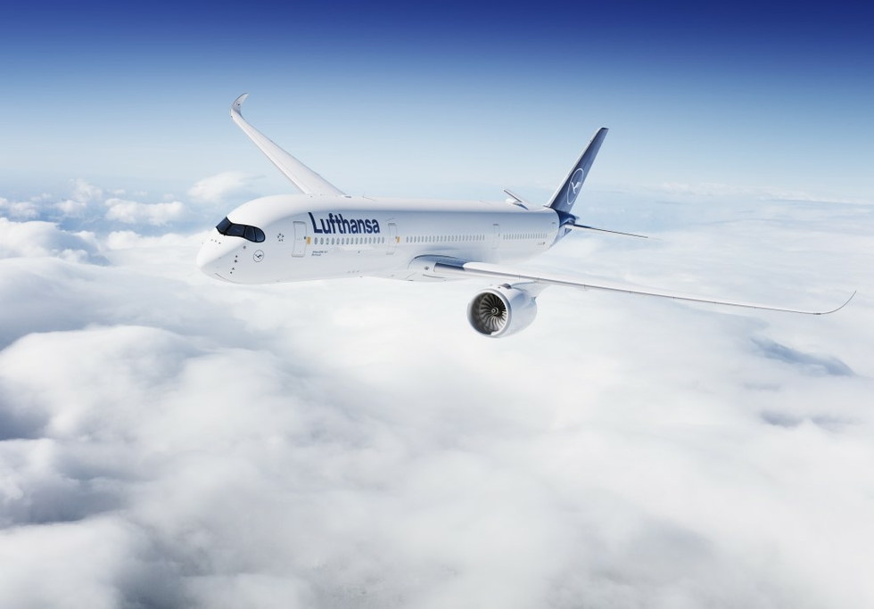 Lufthansa & Neste