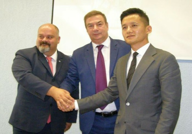 Chinese chemical firm to build new facility in Serbia
