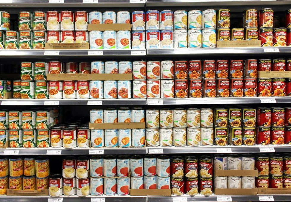 European Commission issues €31.6m fine to canned foods cartel