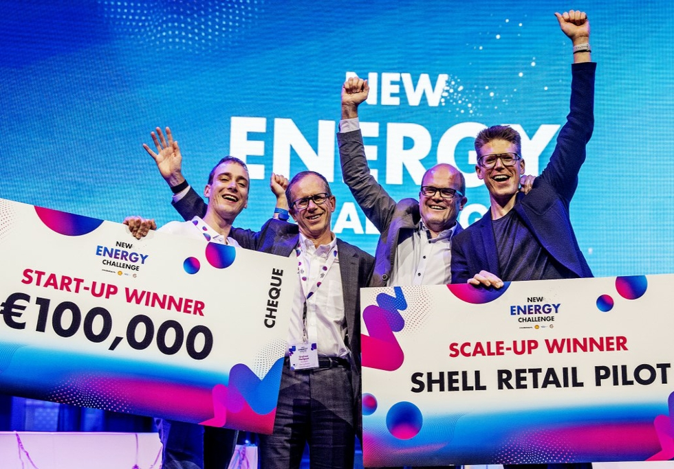 New Energy Challenge 2019 winners