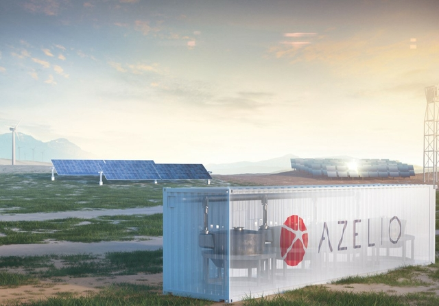 Azelio & STELLA Futura set up energy project in Sub-Saharan Africa
