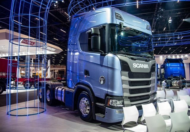 Scania wins Truck of the Year Latin America 2020