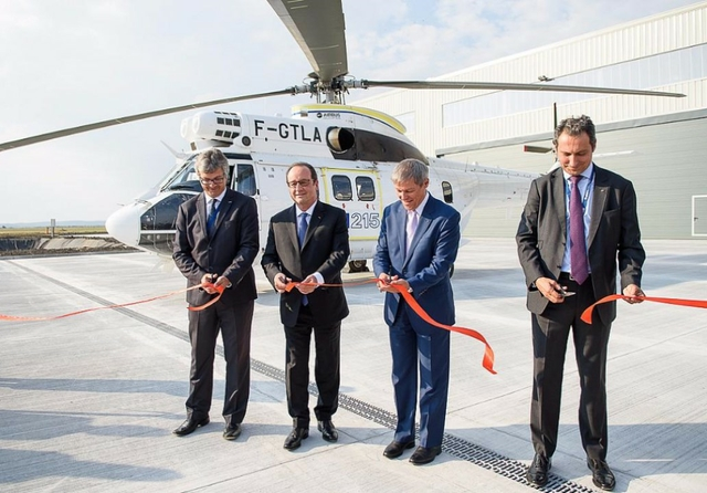 Airbus Helicopters suspends Romania construction, considers moving