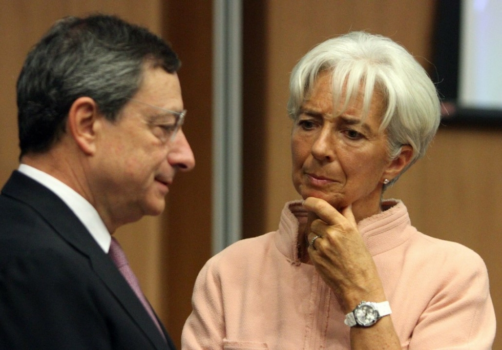 Draghi & Lagarde