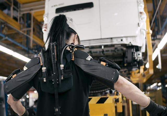 Nissan Exoskeletons