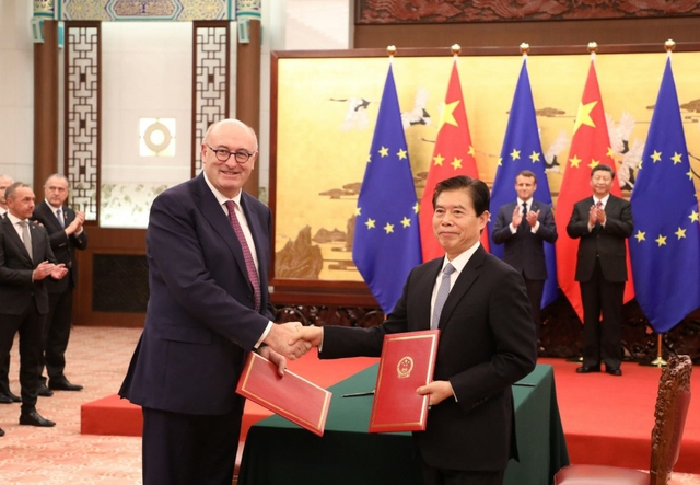 China-EU GI deal
