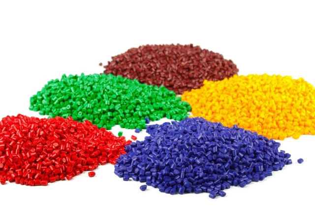 Plastic polymers