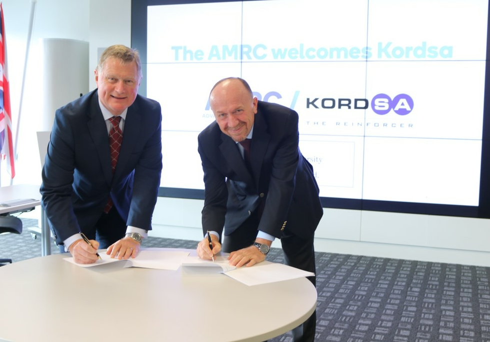 Kordsa & AMRC: Reinforcing global partnerships