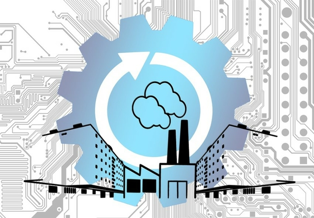 Smart factories to boost global economy by $1.5 trillion by 2023. Credit: geralt / Pixabay