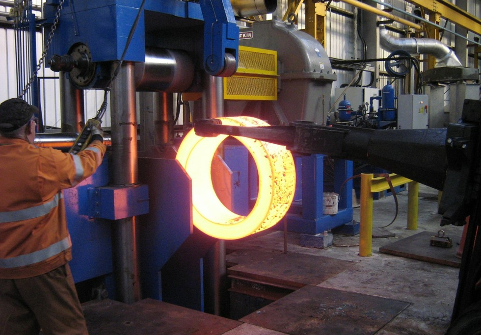 Independent Forgings and Alloys chosen for Sharing In Growth Programme