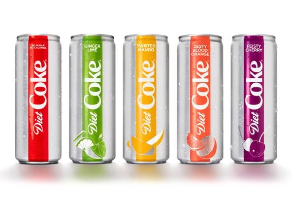 Diet Coke portfolio