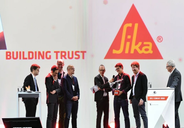 Sika Swiss Tech Award 2019