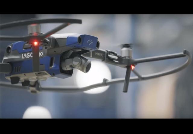 DJI Mavic Zoom drone