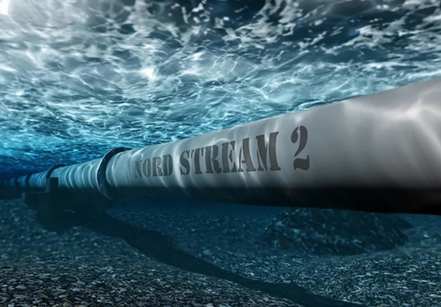 "Nord Stream 2 ""past the point of no return"""