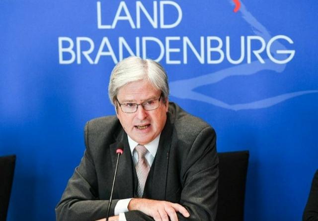 Brandenburg's Jörg Steinbach