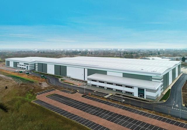 IAC facility Solihull