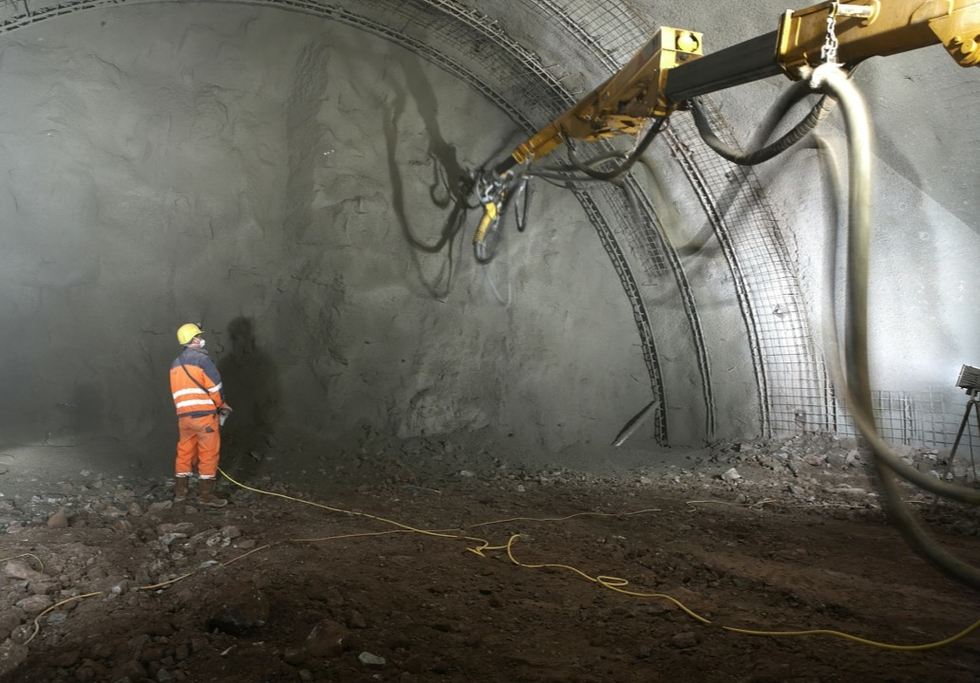 Tunnel dewatering