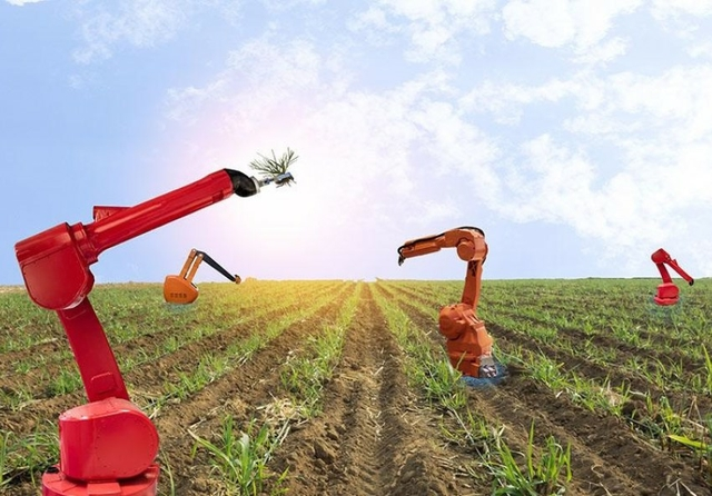 Agricultural Robots Market Worth $20.6bn by 2025 says report