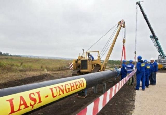 Ungheni-Chisinau Natural Gas Pipeline