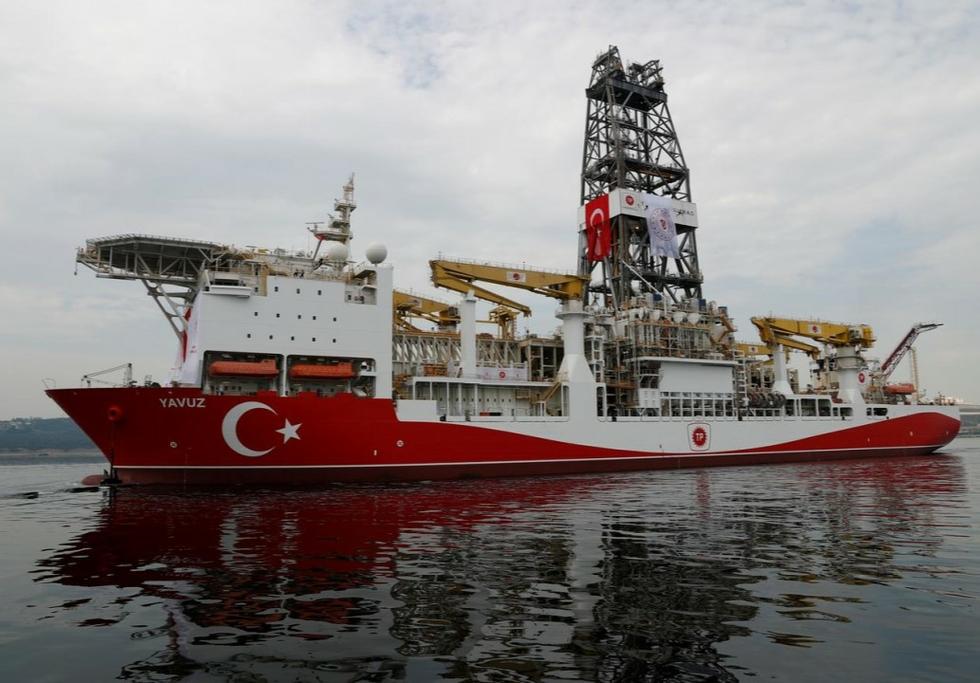 Yavuz Turkish drillship