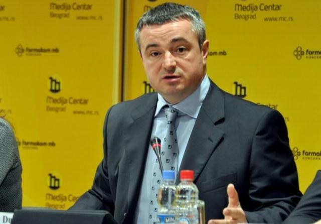 Dusan Bajatovic, Srbijagas