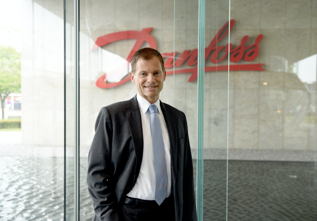 Kim Fausing, Danfoss CEO