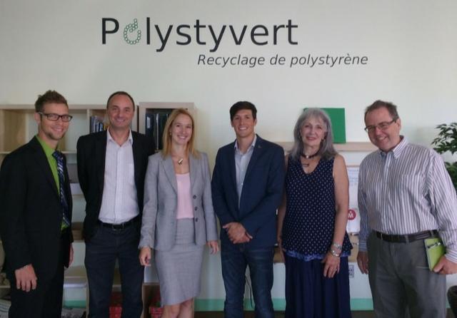 Polystyvert