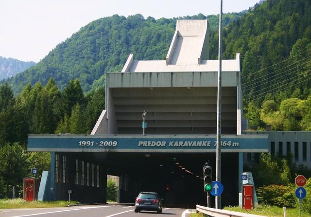 Karavanke tunnel