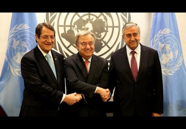 Cyprus talks in Berlin