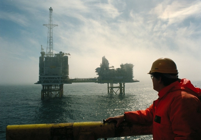 BP Eastern Trough Area