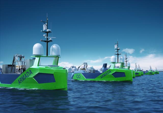 Ocean Infinity Armada