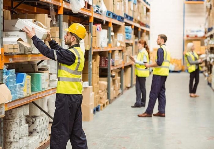 Warehouse ergonomics