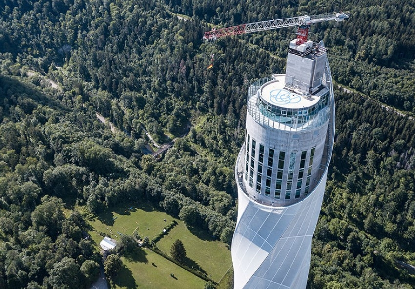 thyssenkrupp elevator test tower