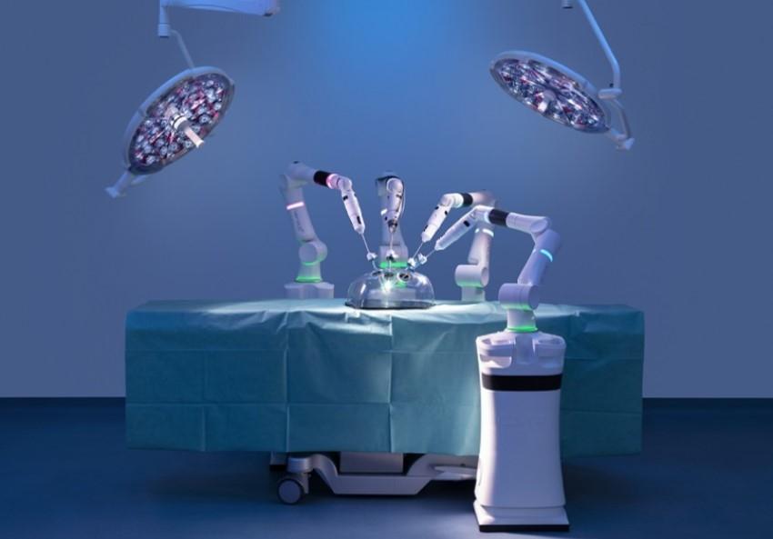 CMR Surgical Versius