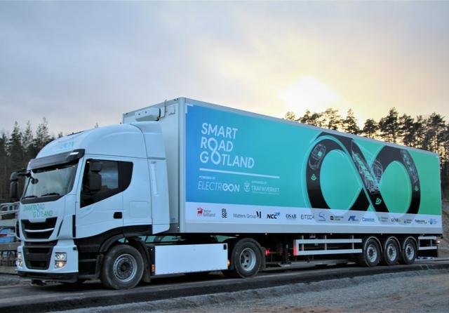 Smartroad Gotland