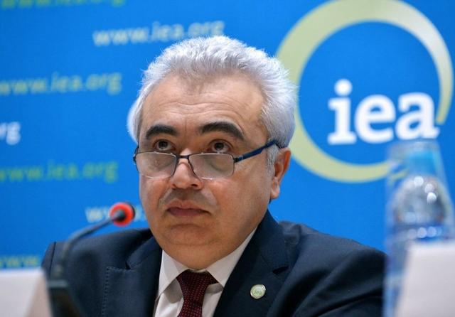 Fatih Birol, IEA Head