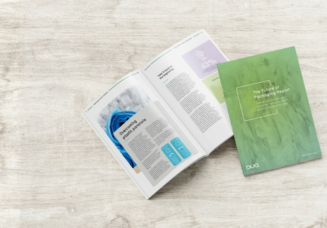 Duo UK Future of Packaging report