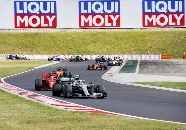 F1 Hungary 2019
