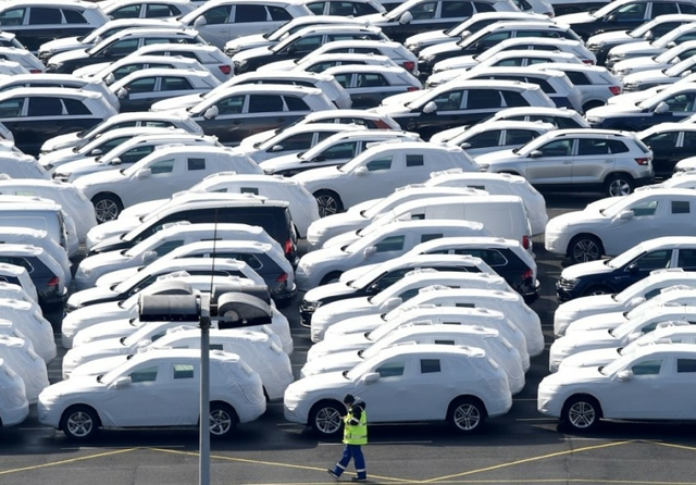 Western Europe auto sales to fall 19% in 2020 says Scope