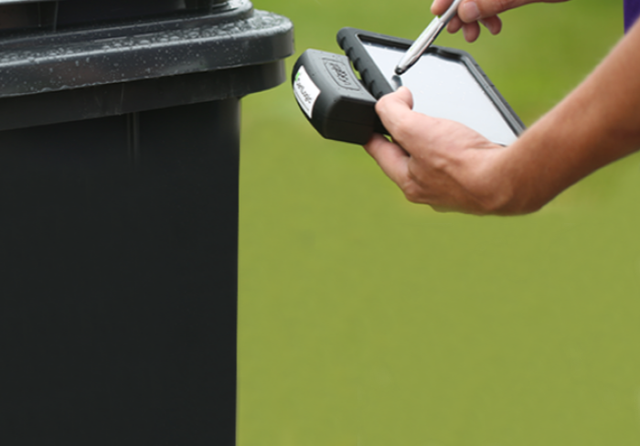 RFID in recycling